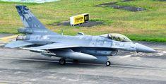 Μαχητικό αεροσκάφος F-16A της αεροπορίας της Ταϊβάν συνετρίβη σε ορεινή περιοχή της νησιωτικής αυτής χώρας κατά την διάρκεια της συμ...