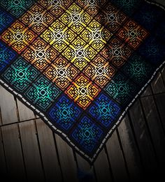 Ravelry: Medina Mosaic Tiles pattern by Mark Roseboom
