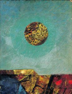 Paysage avec Lune (Landscape with Moon) by Max Ernst Max Ernst Paintings, Dada Movement, Magritte, Art Moderne, Nocturne, Surreal Art, Oeuvre D'art, Painting & Drawing, Art History