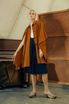 See the complete Rosetta Getty Spring 2016 Ready-to-Wear collection.
