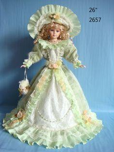 victorian dolls - Поиск в Google