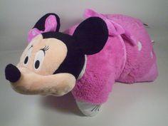 "Pillow Pets Disney Pink Minnie Mouse Stuffed Plush Clubhouse Pal 18""  #Disney"