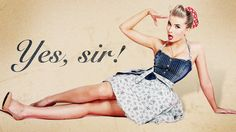 free to use photographs of pinups | 1950's Pin Up Poster Photoshop Retouching • IceflowStudios