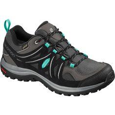 487ce2f885 Ellipse 2 GTX Light Trail Shoes Magnet/Black/Atlantis Trail Shoes Women,  Light