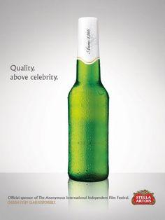Stella Artois for Anonymous International