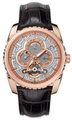 Parmigiani Toric Tecnica Minos Watch***