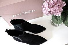 favorite three | 2015 by Mirjam from www.jeneregretterien.ch Acne Studios Jensen Boots