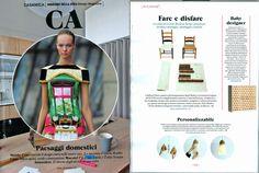 CASAMICA   Corriere della Sera Design Magazine  October 2012 pinned with Pinvolve