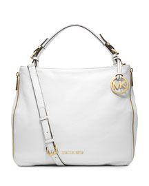 MICHAEL Michael Kors  Large Essex Convertible Shoulder Bag