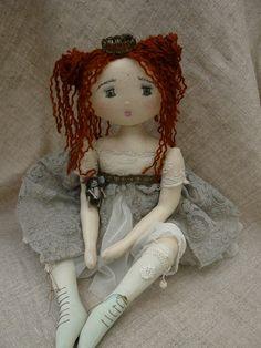 cendrillon...poupées farfalous...les passions de valérie
