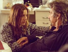 Greta Gerwig and Al Pacino in a still for 'The Humbling' (2014) directed by Barry Levinson [#gretagerwig #thehumbling #alpacino #barrylevinson #screenshot #film #cinema #celebrity #hollywood #20thcenturywomen  #francesha  #filmmaker #director #screenwriting #screenwriter #actress #actor #mistressamerica #screenshot #quotes #movies #maggiesplan #indie #independentfilm #indiefilm #cinephile ] http://tipsrazzi.com/ipost/1515791945116747450/?code=BUJLL46FQa6