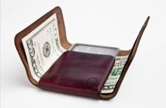 Cool billfold from the good people of Commonwealth Proper
