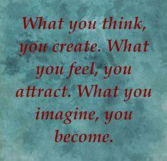 Imagine big. #imagination