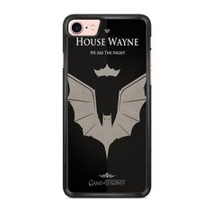 New Release House Wayne Game ... on our store check it out here! http://www.comerch.com/products/house-wayne-game-of-thrones-iphone-7-case-yum10612?utm_campaign=social_autopilot&utm_source=pin&utm_medium=pin