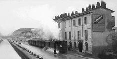 Il Gamba de Legn in Corso Vercelli   Gamba de Legn