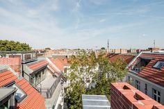 Minimalist Attic Loft in Berlin Boasts Rooftop Views - https://freshome.com/attic-loft-Berlin/