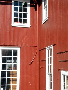 Red Building, Pennsylvania Dutch Country