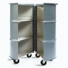 Bar Barrel, 1.150€, now featured on Fab. designer: Francesca Cutini.