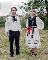 Siebenbürger Trachten. Costume from Saxon Transylvania