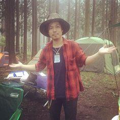 GO OUT CAMP!建志バンドは18時より! 今日はみんなでキャンプします!楽しい( ^ω^ ) Vest, Instagram Posts
