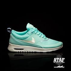 Nike WMNS Air Max Thea: Tiffany Blue