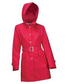 Spain Rain Coat