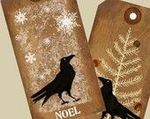 How FUNtastic!! Holiday Corvidaes ready to help you with your Gift Giving.....YAY!!  :)
