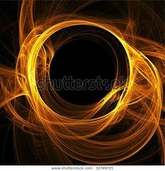 Golden fire frame on black, abstract fractal background at my portfolio Fractal Art, Fractals, Illustration Art, Illustrations, Black Abstract, Digital Art, Royalty Free Stock Photos, Behance, Victoria