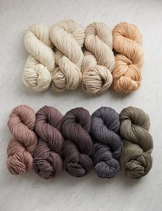 Worsted Weight Bundle