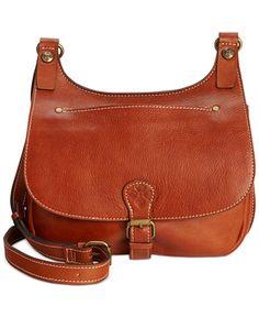 199.00$  Buy now - http://vicwf.justgood.pw/vig/item.php?t=ufyz6t52504 - Heritage London Crossbody Saddle Bag