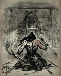 Resultado de imagem para samurai and dragon tattoo