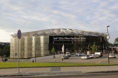 Congress centre 2014 Film Festival, Centre, Louvre, Building, Travel, Viajes, Buildings, Destinations, Traveling