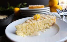 @LocalSavour Meyer Lemon Ricotta Skillet Cake girlgonegrits 12 Days of Meyers