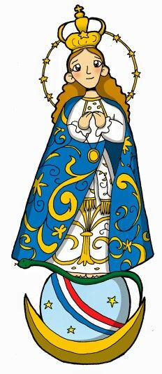 Virgen de caacupe