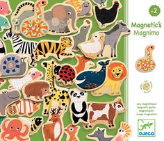 Djeco Magnetic Magnimo