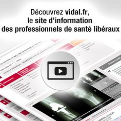 Découvrez vidal.fr