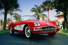 1960 Chevrolet Corvette Convertible Ultra HD Desktop Background Wallpaper for UHD TV : Tablet : Smartphone Chevrolet Bel Air, Chevrolet Camaro, Chevy, Corvette C3, Classic Corvette, Classic Chevrolet, Corvette Summer, Retro Cars, Vintage Cars