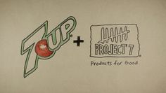 7UP / Project7 - Make Your Bottle Count. Doing good in seven areas of need.