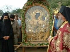 mute girl begins to speak before miraculous icon of Mother of God Catholic Online, 8 Year Old Girl, Christian World, Byzantine Art, Holy Mary, Archangel Michael, Jesus Pictures, The Monks, Blessed Virgin Mary