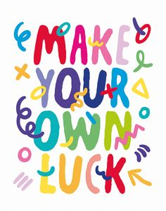 Saved by Aaron Bloom (aaronbloom). Discover more of the best Typography, Luck, Kate, Moross, and Http inspiration on Designspiration Words Quotes, Wise Words, Sayings, Positive Quotes, Motivational Quotes, Inspirational Quotes, Positive Mindset, Pretty Words, Cool Words