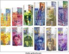 Znalezione obrazy dla zapytania banknoty franki