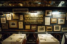 Inside Bill's, John DeLucie's Sprawling New Steakhouse - Eater Inside - Eater NY