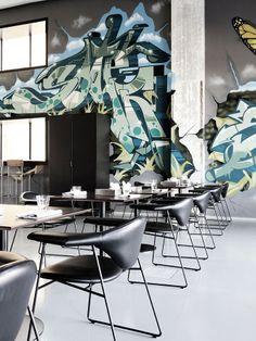 Restaurante 'Amass' em Copenhague