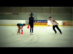 Figure Skating Power Techniques, maybe watch without the sound? Ice Skating Jumps, Ice Skaters, Roller Skating, Ice Skating Pictures, Figure Skating Quotes, Gym Leotards, University Of Delaware, Ice Dance, Olympic Sports