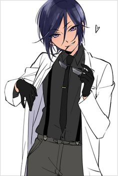 no idea who is he, but he's hoooot Anime Boys, Manga Boy, Anime Style, Character Art, Character Design, Cool Anime Pictures, Mystic Moon, Fanart, Touken Ranbu