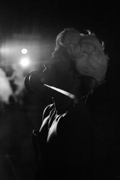 "Frederick Lee Rocas in Jiri Kylian's ""Six Dances"" photo by Melissa Dooley"