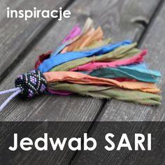 inspiracje, jedwab sari