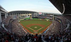Marlins Park - Home to the Miami Marlins