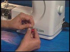 Curso da máquina de costura Elgin Genius - Extraído do DVD que acompanha a máquina - YouTube