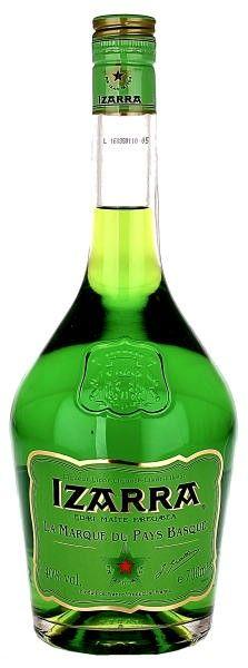 Izarra Green Liqueur   French Liqueur